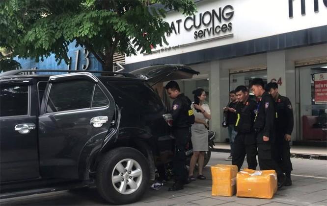 Bộ Công an: Ai cũng có quyền bắt và giải TGĐ Nhật Cường Bùi Quang Huy đến công an ảnh 1