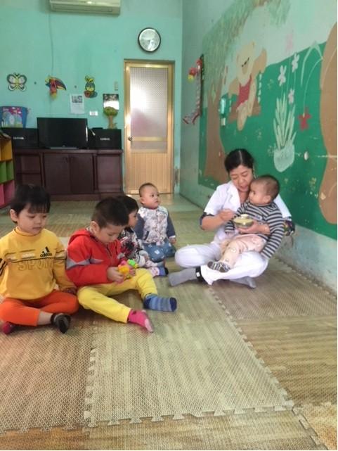 Mẹ Hồng của những đứa trẻ bị bỏ rơi ảnh 2