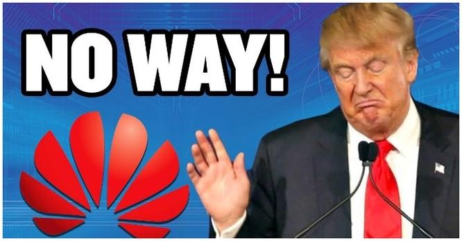 Những đòn tấn công liên tiếp của TT Trump từ Huawei tới Biển Đông ảnh 2
