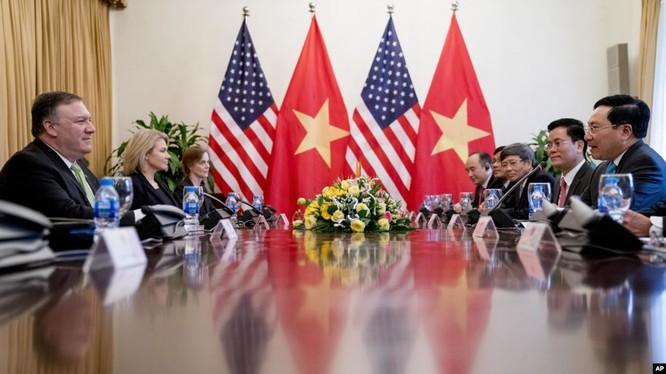 """Việt Nam được đánh giá là """"đối tác ngày càng quan trọng với Hoa Kỳ"""" ảnh 1"""