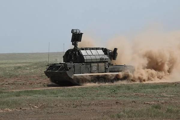 Tor-M2U (K) - sát thủ đáng gờm của Tomahawk đa nhiệm ảnh 1