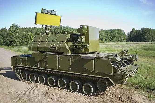 Tor-M2U (K) - sát thủ đáng gờm của Tomahawk đa nhiệm ảnh 3