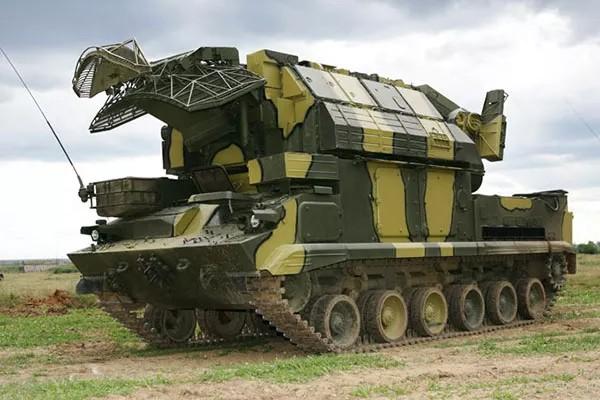 Tor-M2U (K) - sát thủ đáng gờm của Tomahawk đa nhiệm ảnh 5