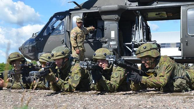 Tập trận BALTOPS 2019: NATO tiếp tục đe dọa Nga ở biển Baltic ảnh 1