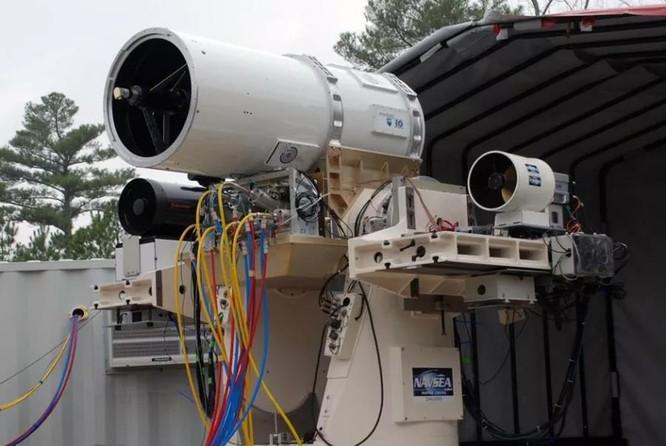 Bài 2: Những phát triển vũ khí laser mới ảnh 3