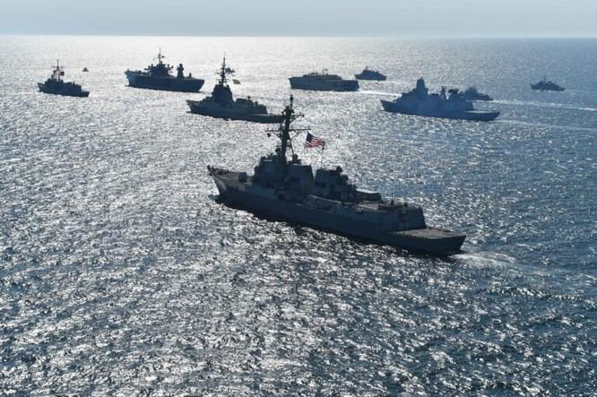 Tập trận BALTOPS 2019: NATO tiếp tục đe dọa Nga ở biển Baltic ảnh 3