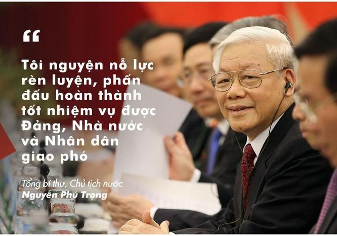 """Ra mắt tác phẩm """"Tổng Bí thư, Chủ tịch nước Nguyễn Phú Trọng với tình cảm của nhân dân trong nước và bạn bè quốc tế"""" ảnh 2"""