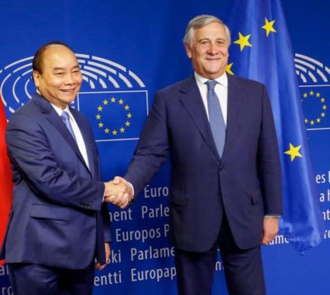 EVFTA và EVIPA - bước đột phá của EU trong thực thi Chiến lược kết nối Âu - Á ảnh 1