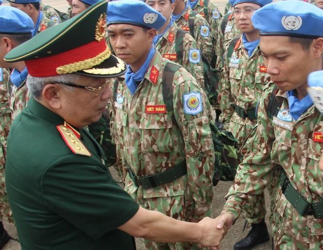 VIệt Nam tham gia hoạt động gìn giữ hòa bình để nâng tầm vị thế quốc gia ảnh 1