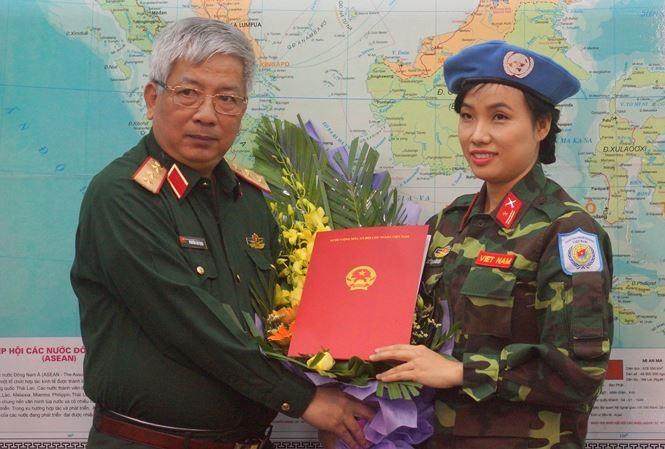 VIệt Nam tham gia hoạt động gìn giữ hòa bình để nâng tầm vị thế quốc gia ảnh 3