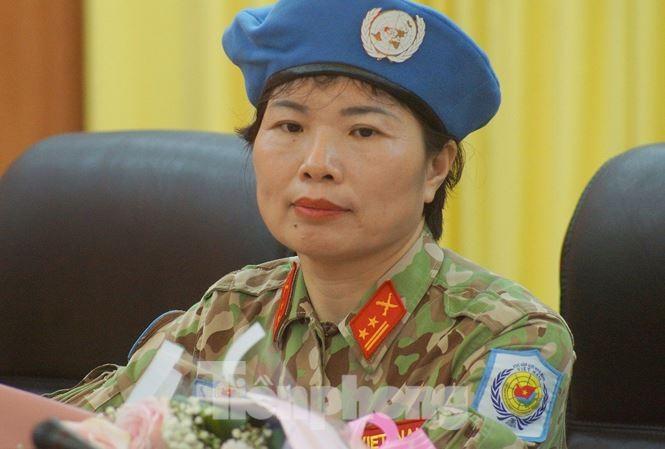 VIệt Nam tham gia hoạt động gìn giữ hòa bình để nâng tầm vị thế quốc gia ảnh 4