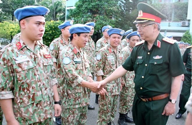VIệt Nam tham gia hoạt động gìn giữ hòa bình để nâng tầm vị thế quốc gia ảnh 2