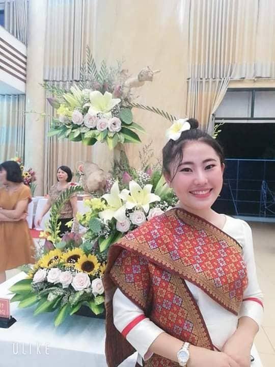 Nữ sinh Lào xinh đẹp, giỏi tiếng Việt, ước mơ trở lại Việt Nam ảnh 1