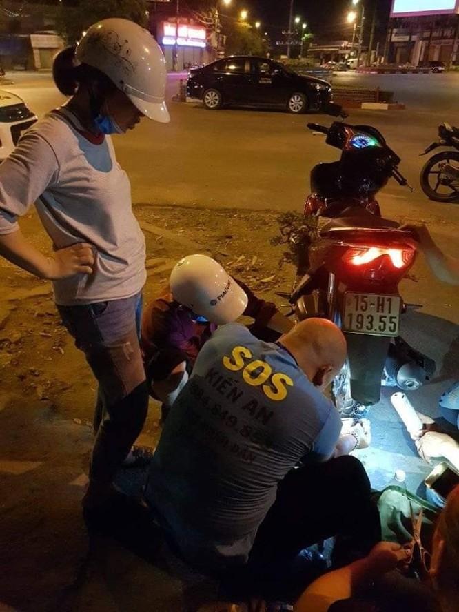 """""""SOS Kiến An"""": lan tỏa yêu thương để giúp đỡ được nhiều người ảnh 2"""