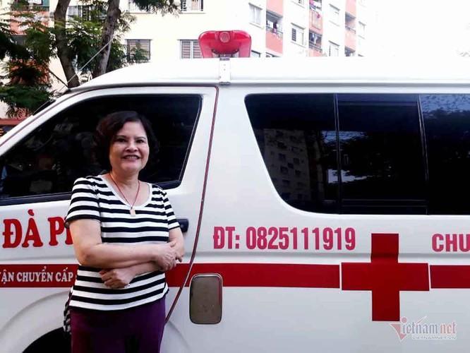 """Những chuyến xe cấp cứu miễn phí: """"Bồ Tát"""" là có thật! ảnh 1"""