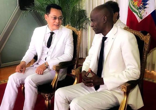 Đại sứ Nguyễn Trung Thành- Ông hàng xóm của cha tôi ảnh 1