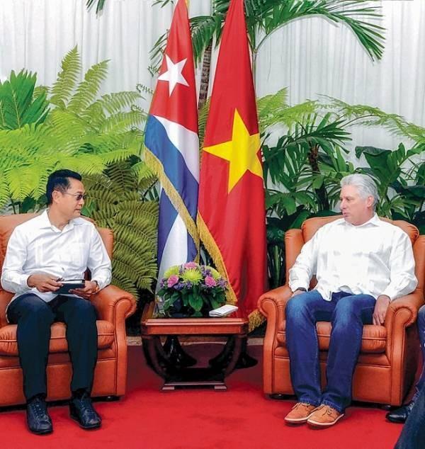 Đại sứ Nguyễn Trung Thành- Ông hàng xóm của cha tôi ảnh 2