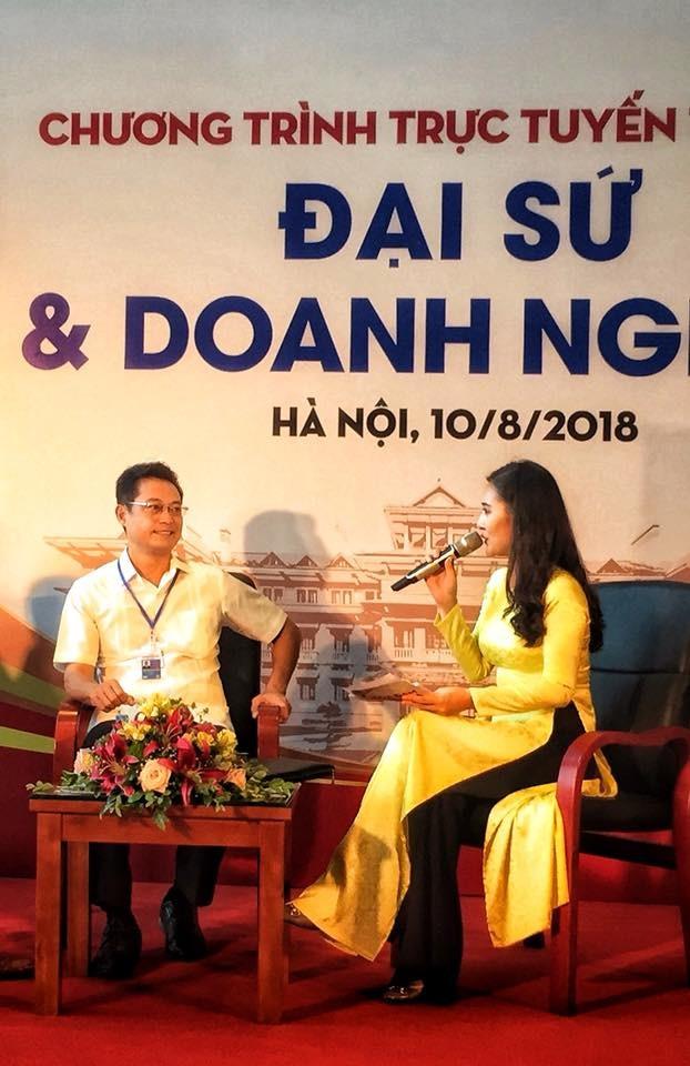 Đại sứ Nguyễn Trung Thành- Ông hàng xóm của cha tôi ảnh 3