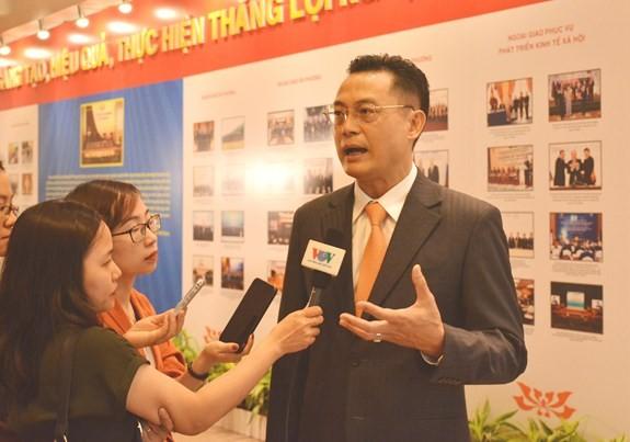 Đại sứ Nguyễn Trung Thành- Ông hàng xóm của cha tôi ảnh 4