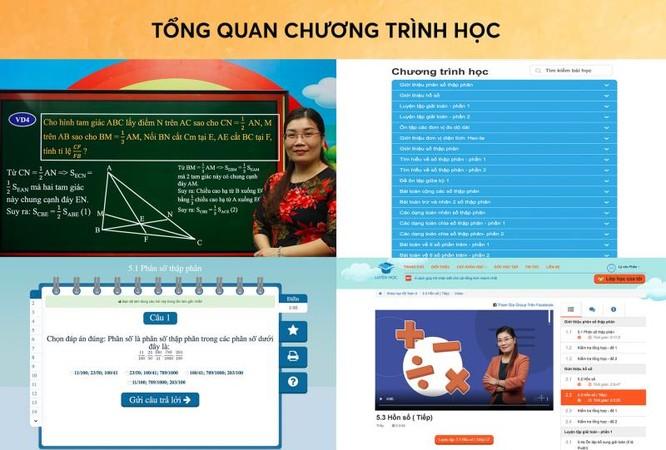 Luyện Học online: Chương trình toán hiệu quả cho học sinh tiểu học ảnh 2
