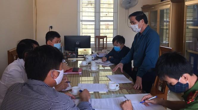 Cẩm Xuyên (tỉnh Hà Tĩnh): Ngừa Covid từ lũy tre làng ảnh 2