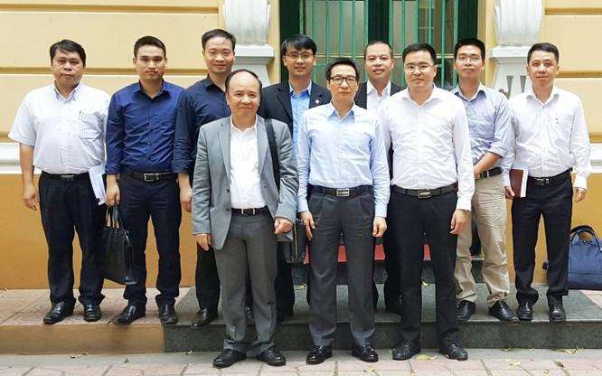 Với Tiến sĩ Lê Quang Minh, công nghệ thông tin là mối duyên tiền định ảnh 1