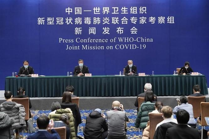 WHO đã làm gì khi Trung Quốc công bố thông tin không đầy đủ trong đại dịch viêm phổi Vũ Hán? ảnh 1