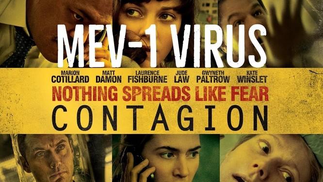 """Trước Covid-19, """"dịch cúm"""" đã được tiên đoán trên màn ảnh như thế nào ảnh 2"""