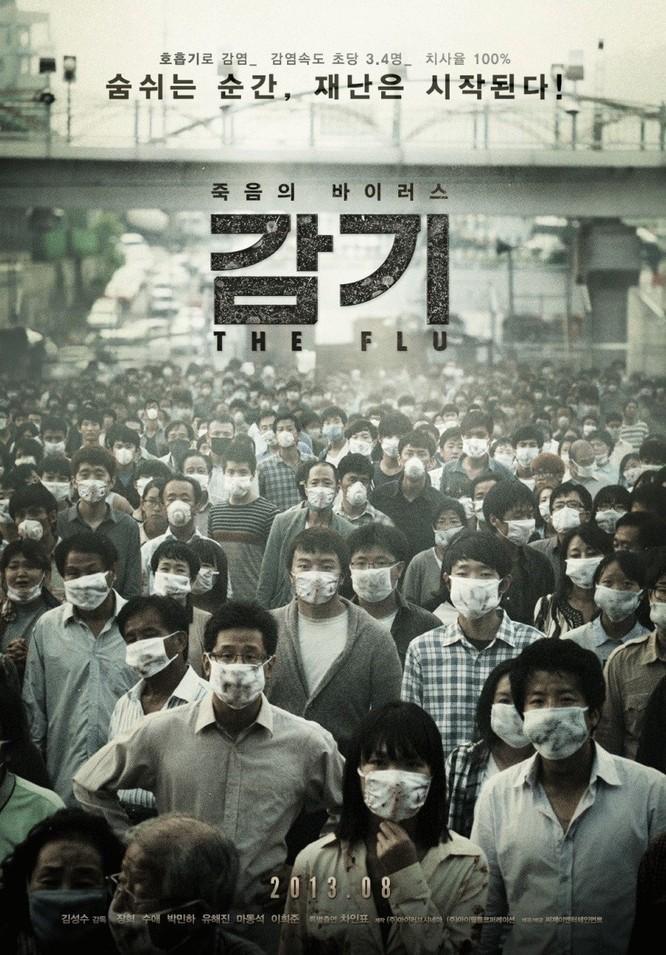 """Trước Covid-19, """"dịch cúm"""" đã được tiên đoán trên màn ảnh như thế nào ảnh 3"""