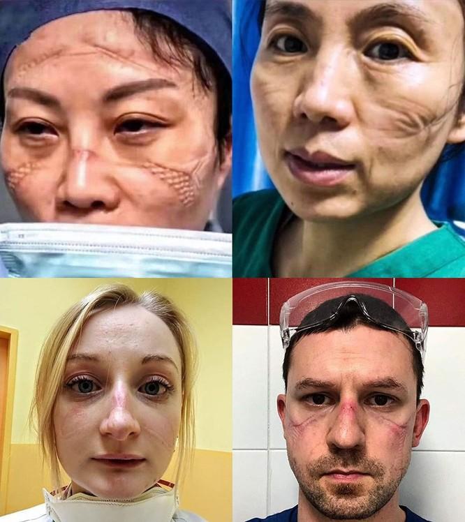 10 hình ảnh xúc động nhất về đại dịch Covid-19 ảnh 2
