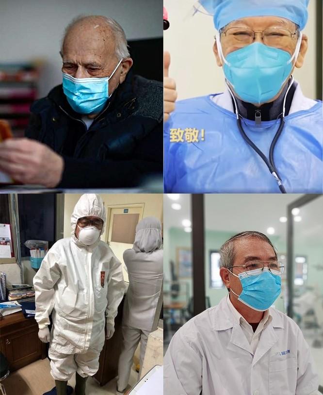 10 hình ảnh xúc động nhất về đại dịch Covid-19 ảnh 8
