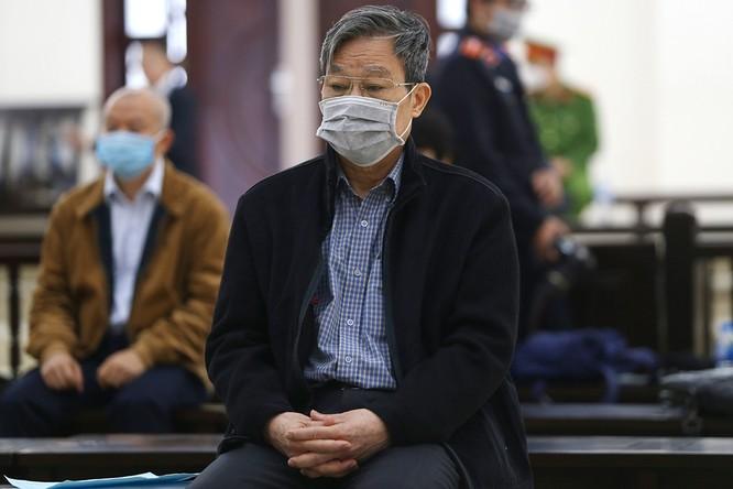 Cựu Bộ trưởng Nguyễn Bắc Son bị đề nghị y án tù chung thân ảnh 1