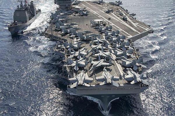 """Bài 1: """"Mỹ đang trên đà đi đến đối đầu một cách toàn diện với Trung Quốc"""" ảnh 2"""