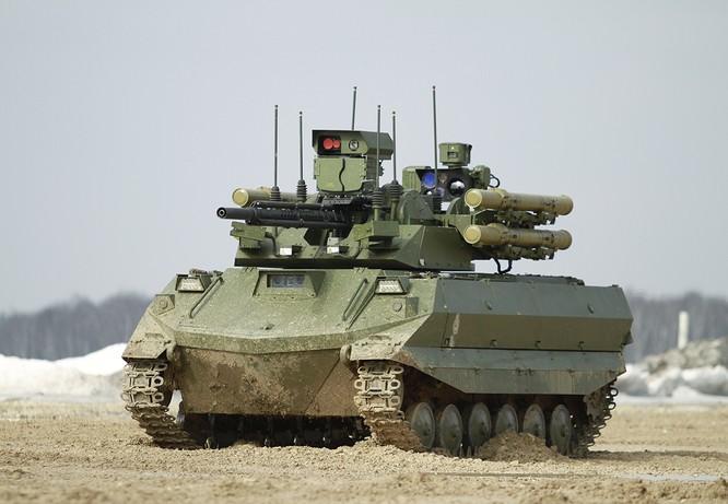 Vũ khí của Nga khủng tới mức nào? ảnh 1