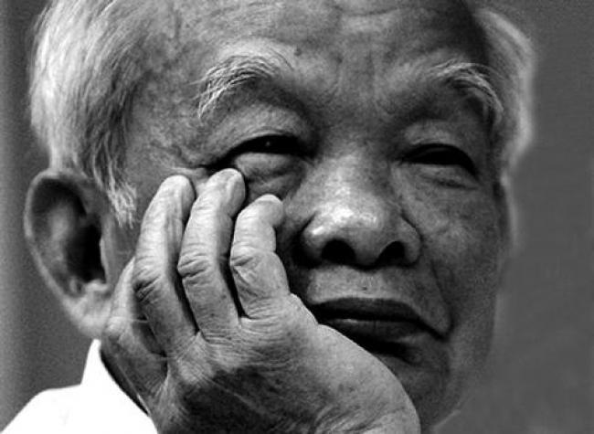 """Nhà văn Nguyên Ngọc: """"Nguyễn Huy Thiệp là một hiện tượng lạ..."""" ảnh 1"""