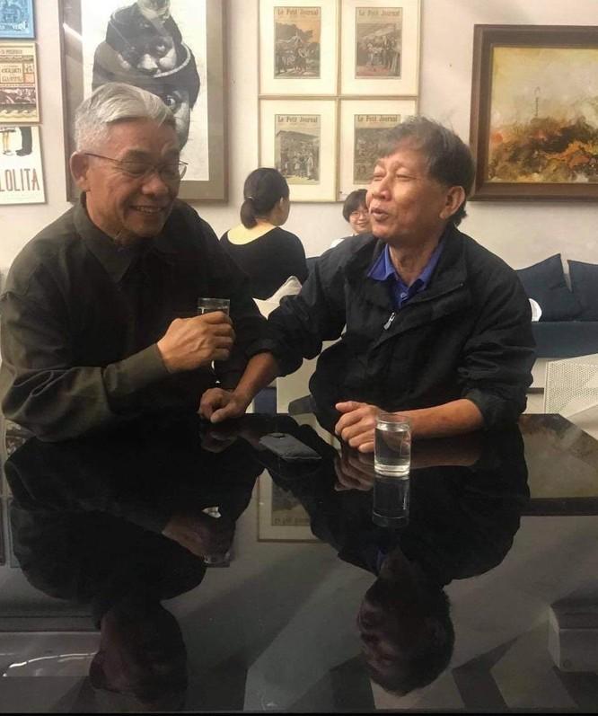 """Nhà văn Nguyên Ngọc: """"Nguyễn Huy Thiệp là một hiện tượng lạ..."""" ảnh 4"""