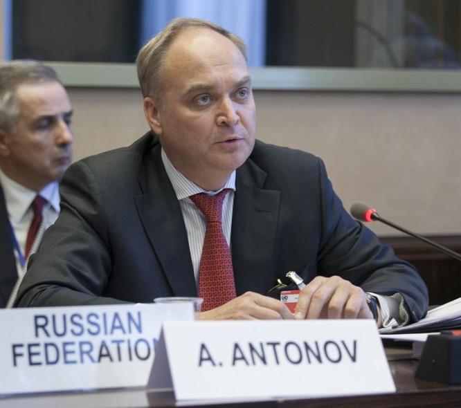 Lệnh trừng phạt của Mỹ dưới góc nhìn người Nga: trò nhảm nhí! ảnh 2