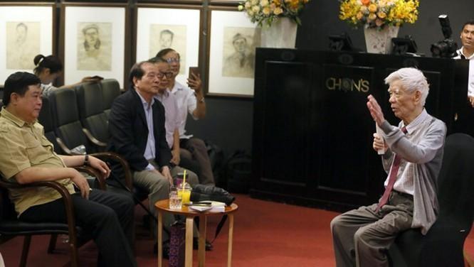 Giỗ đầu ông Nguyễn Đình Hương: Tấm gương về một cán bộ trung kiên và liêm chính! ảnh 5