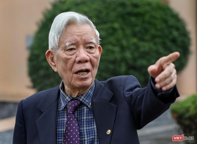 Giỗ đầu ông Nguyễn Đình Hương: Tấm gương về một cán bộ trung kiên và liêm chính! ảnh 1