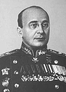Vì sao Nguyên soái Zhukov lại tham gia bắt trùm KGB Beria? ảnh 1