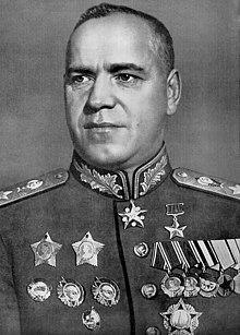Vì sao Nguyên soái Zhukov lại tham gia bắt trùm KGB Beria? ảnh 2