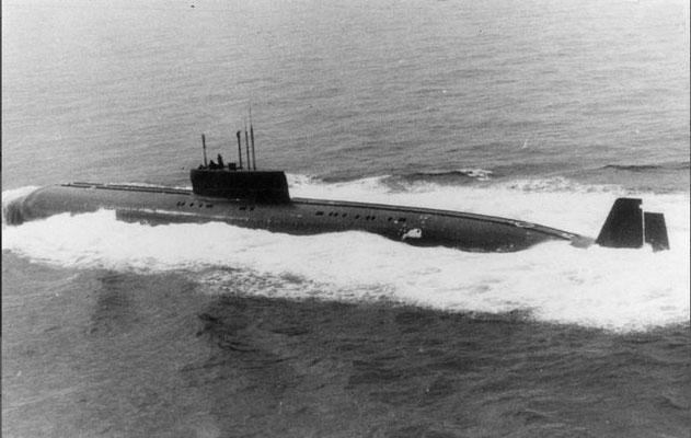Vì sao tàu ngầm Xô Viết từng làm người Mỹ và NATO kinh hồn bạt vía ảnh 1