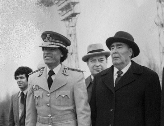 Thế giới sẽ bị hủy diệt nếu độc tài Gaddafi mua được lò hạt nhân của Liên Xô? ảnh 1