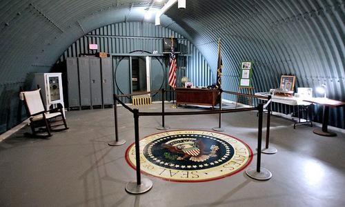 Nếu Nhà Trắng và Điện Kremlin bị tấn công hạt nhân, các tổng thống Mỹ và Nga sẽ trốn ở đâu? ảnh 1