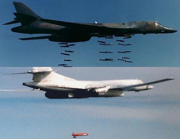 TU-160: máy bay chiến đấu lớn nhất, mạnh nhất, ném bom có tốc độ nhanh nhất ảnh 2