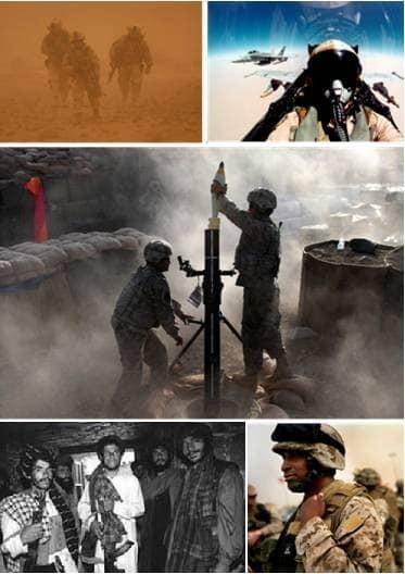 Thảm kịch Afghanistan: Vì sao và từ đâu? ảnh 1