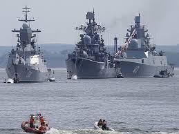 """""""Cú đâm ở Biển Đen"""": các tàu Liên Xô đã """"tống cổ"""" người Mỹ khỏi lãnh thổ của mình như thế nào? ảnh 1"""