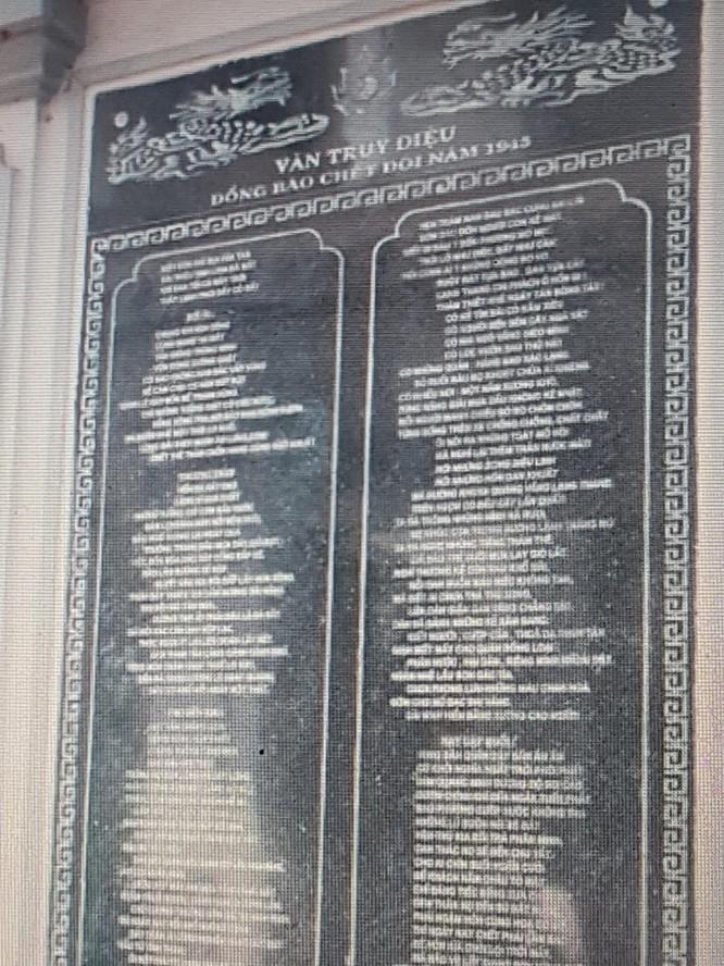 Tưởng niệm 2 triệu đồng bào chết đói năm 1944- 1945: Khói hương Hợp Thiện ảnh 3
