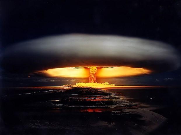"""Bom """"Sa hoàng""""- vũ khí hạt nhân mạnh nhất con người từng cho nổ trong lịch sử nhân loại ảnh 1"""