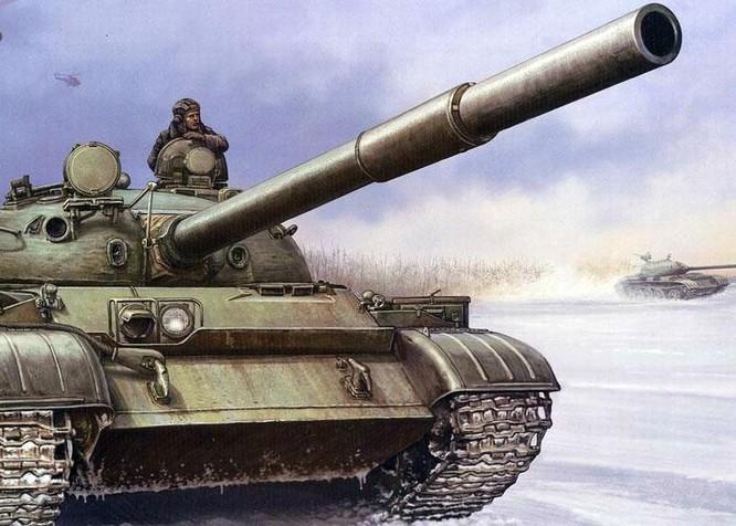 Tăng T-62 huyền thoại của Liên Xô đã bị Trung Quốc lấy đi như thế nào? ảnh 4